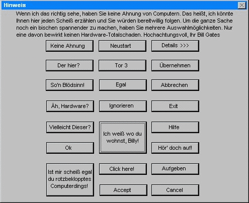 Fehlermeldungen Von Windows Co